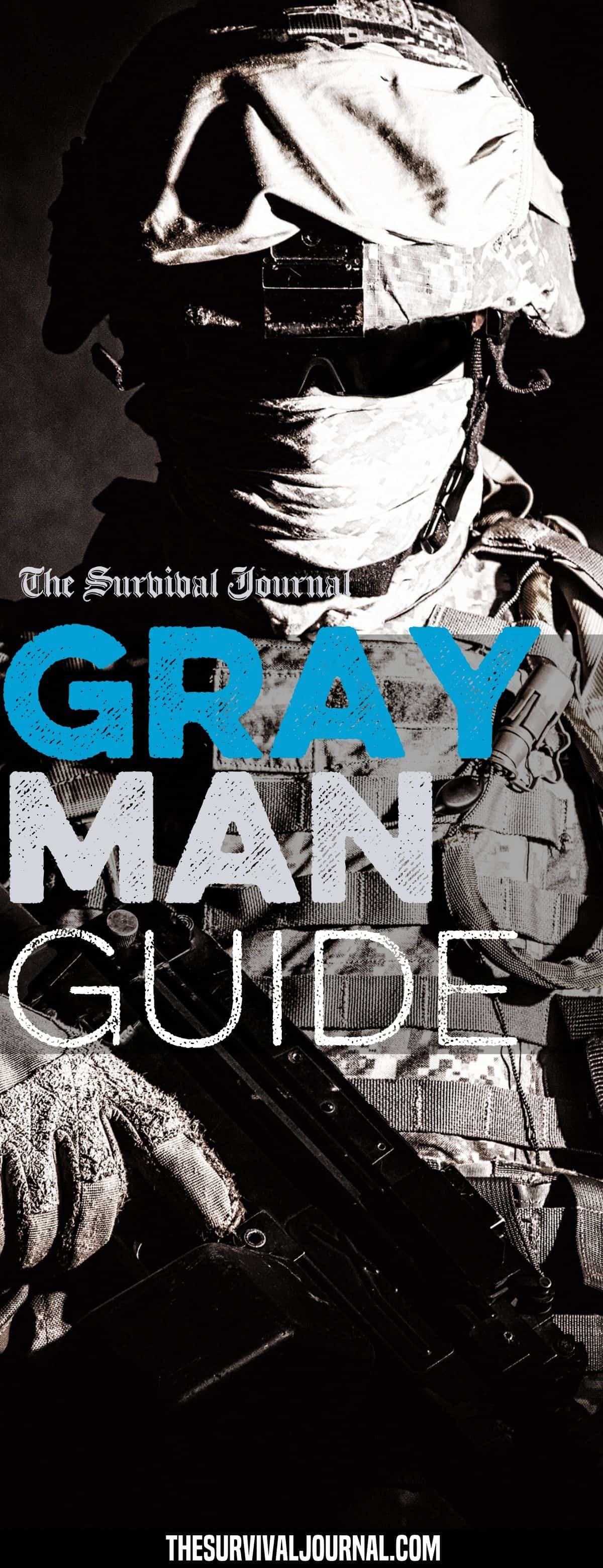 gray man theory