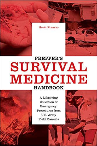 preppers surival medicine handbook