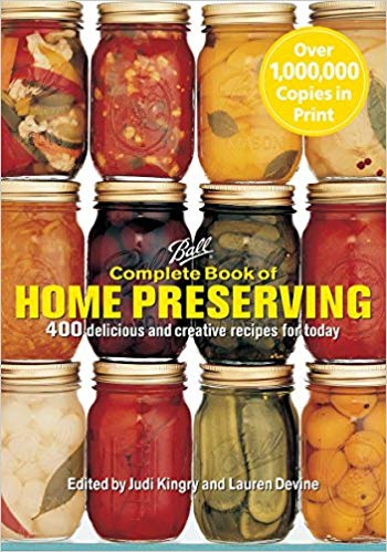 home preserving ball book