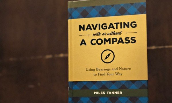 navigating with or without a compass book
