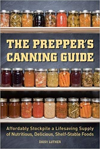 preppers canning guide