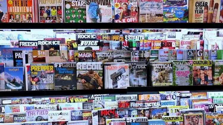 best survival magazines