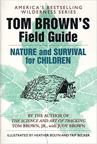tom brown children kids survival