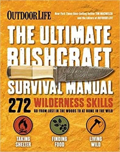 ultimate bushcraft survival manual book