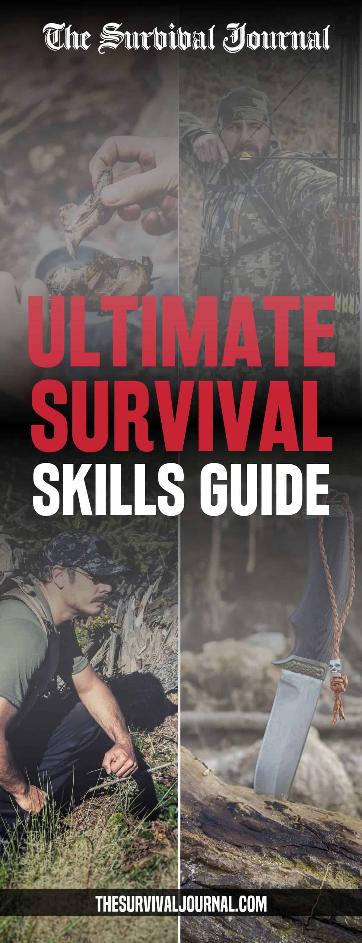 ultimate survival skills guide
