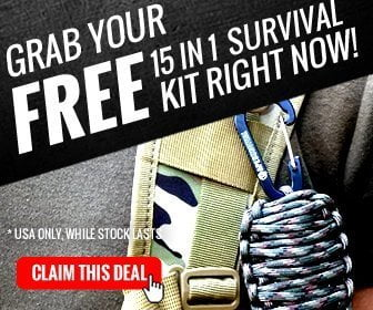 free survival kit grenade
