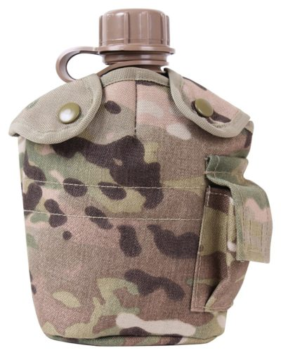survival canteen cover accessory