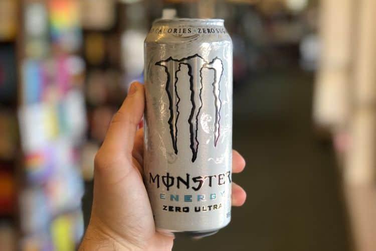 monster energy drink survival guide