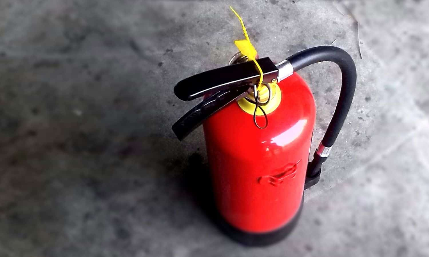 blackout kit fire extinguisher