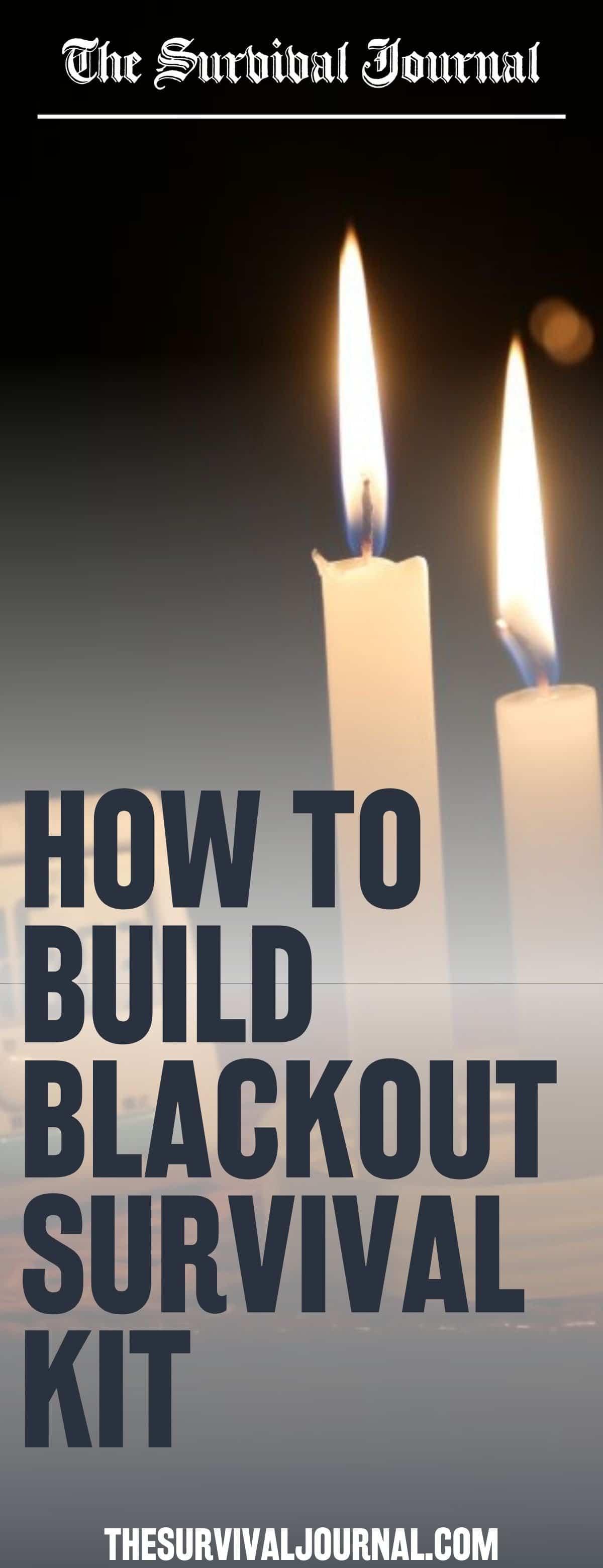 blackout survival kit