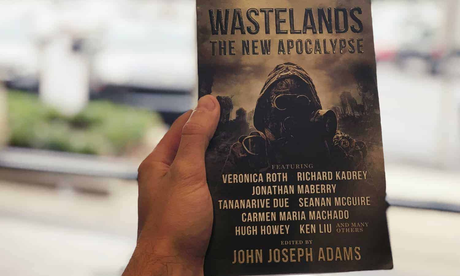 wastelands the new apocalypse book review