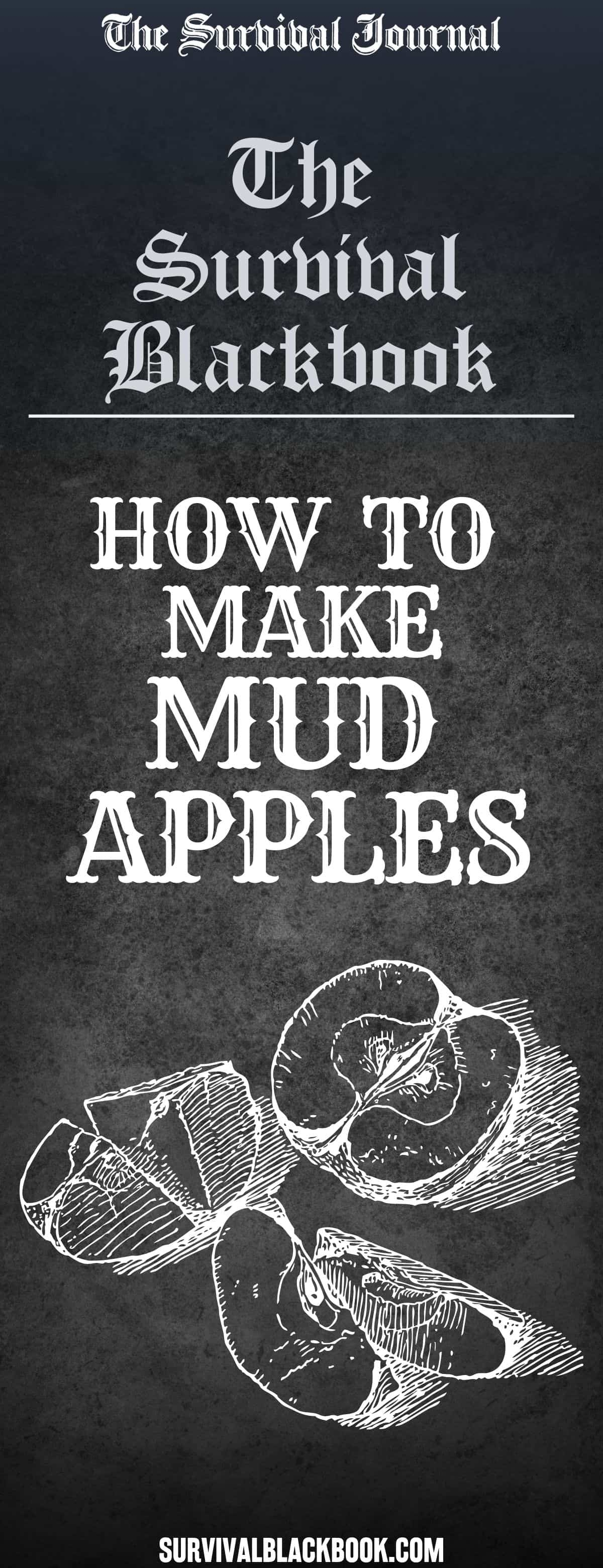 how to make mud apple recipe