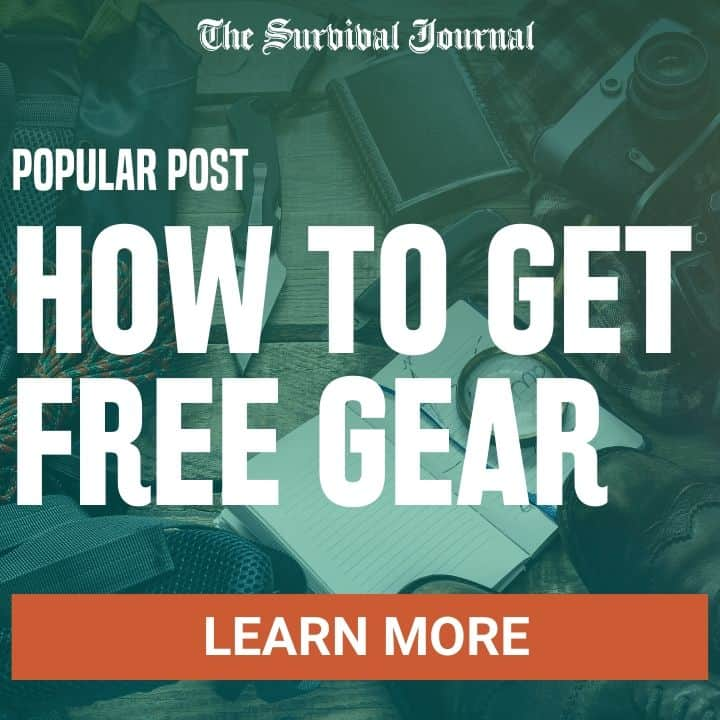 how to get free survival gear