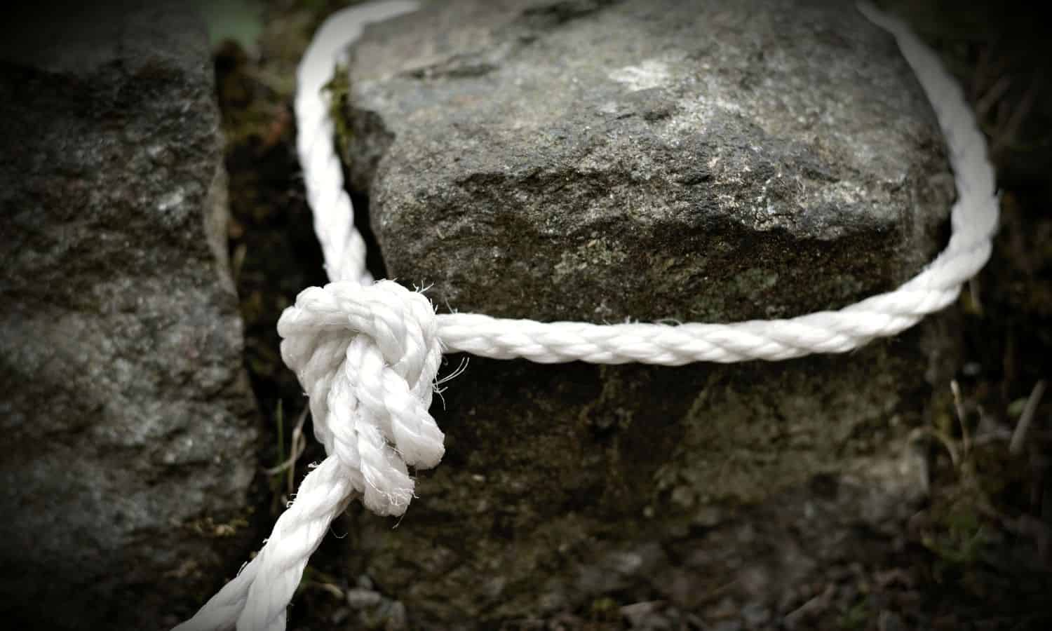 simple noose knot
