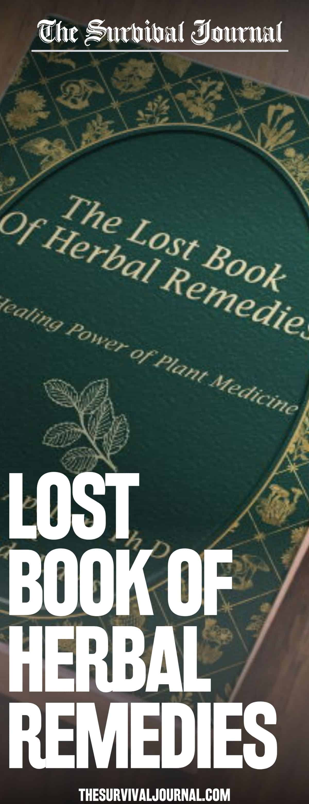 The Lost Book of Herbal Remedies Book Review